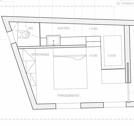 Διαμόρφωση Master Bedroom στη Μυτιλήνη