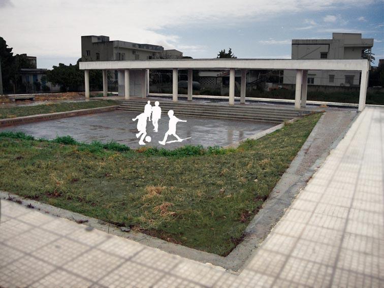 Meli Square, Megara