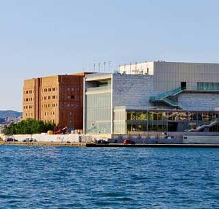 Μέγαρο Μουσικής Θεσσαλονίκης Κτίριο Β