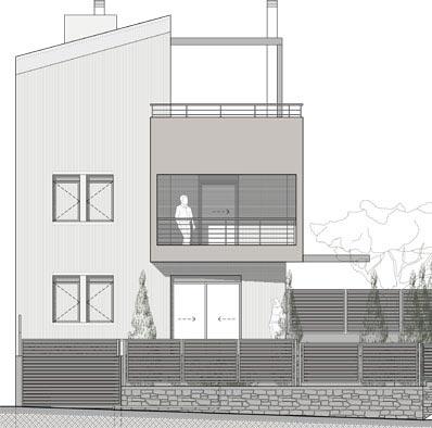 Residence in Gerakas