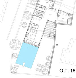 Residence in Stamata