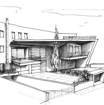 Residence in Vrilissia